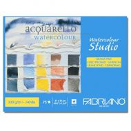 Альбом для акварели Fabriano Watercolour Studio Cold pressed