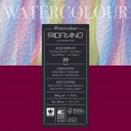 Блок для акварели Fabriano Watercolour Studio Cold pressed, 200г/м2, 30x30см, Фин, склейка 20 листов