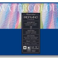 Альбом для акварели Fabriano Watercolour Studio Cold pressed, 300г/м2, 24x32см, Фин, cпираль,12л